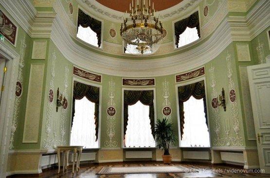 УКРАИНА: Дворцы Черниговщины, 104