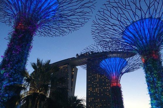 Сингапур – Малайзия (Куала-Лумпур), 3 дня / 2 ночи из Тайланда, 85