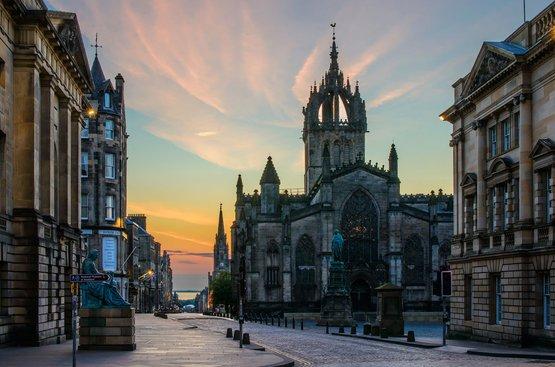 Лондон-Эдинбург 2 экскурсии, 91