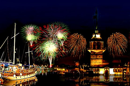 Новый Год в Стамбуле, 112