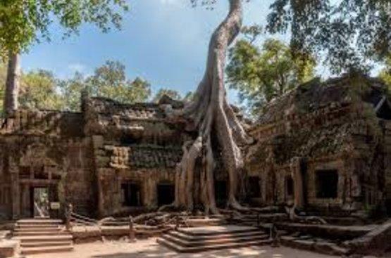 Сием Реап (Ангкор), 3 дня / 2 ночи (автобус), 92