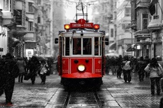 Стамбул + На семи холмах, 117