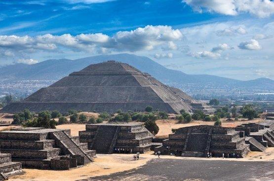 Тур в Мехико ( Mexico city) 3 дня/2 ночи, 113