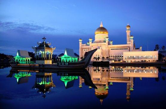 Уникальный Бруней, 92