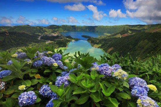 ПОРТУГАЛИЯ: Азорские острова (3 острова), 85