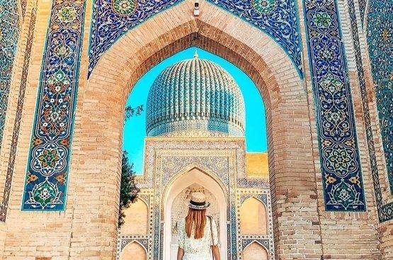Рекламно - ознакомительный тур в Узбекистан, 113