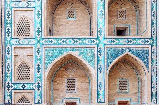 Рекламно - ознакомительный тур в Узбекистан, 116