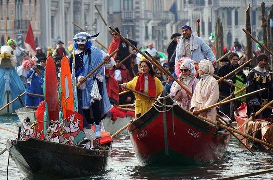 Венецианский карнавал, 113