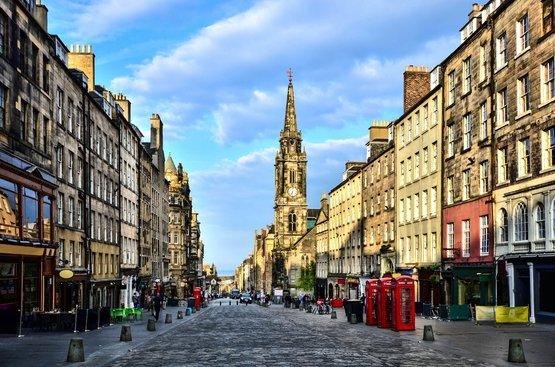Лондон-Эдинбург 5 экскурсий, 93