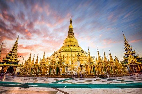 Мьянма (Янгон), 3 дня/ 2 ночи, 112