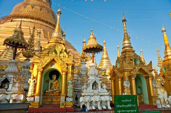 Мьянма (Янгон), 3 дня/ 2 ночи, 118