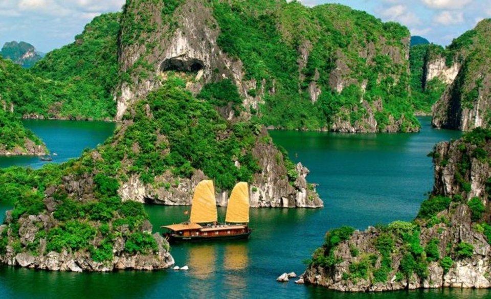 Вьетнам - Камбоджа - Лаос