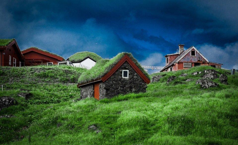 Фарерские острова - Исландия - Вестманские острова