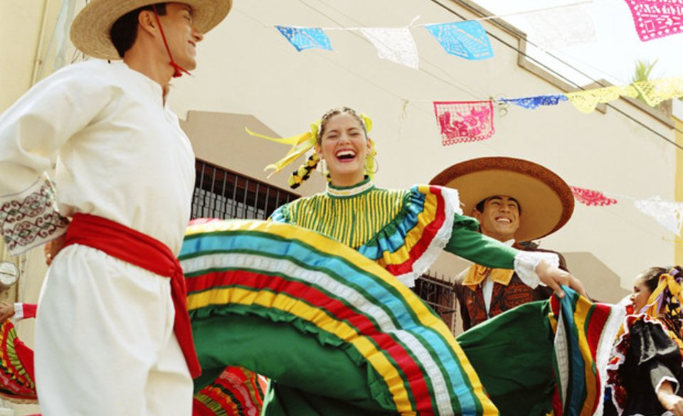 Мексика на день Мертвых